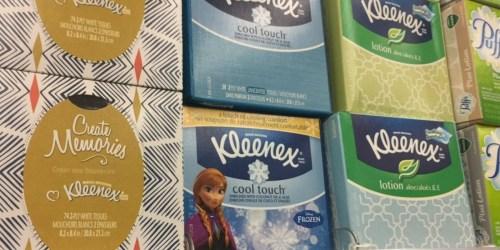 New $0.75/3 Kleenex Coupon = ONLY 74¢ Per Box at CVS + Nice Walgreens Deal