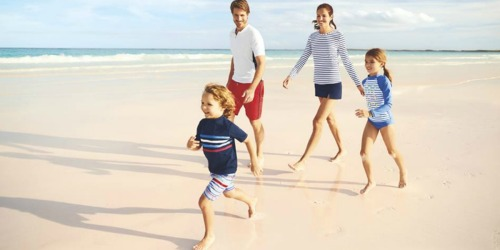 50% Off ALL Land's End Swimwear, Water Shoes & More
