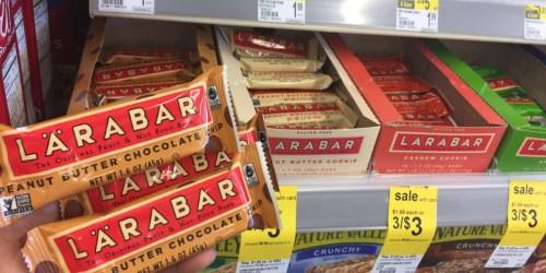 Walgreens: Larabar Fruit & Nut Bars Just 75¢