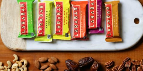 Amazon: 16 Count Box of Gluten-Free Larabars Just $11.17 Shipped (Only 72¢ Per Bar)