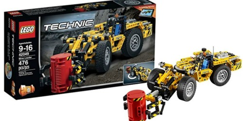 LEGO Technic Mine Loader ONLY $28 (Regularly $50) + MORE