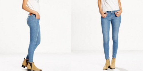 Levi's: Extra 25% Off Sale Items = Women's Skinny Jeans Only $16.49 (Regularly $88) + More