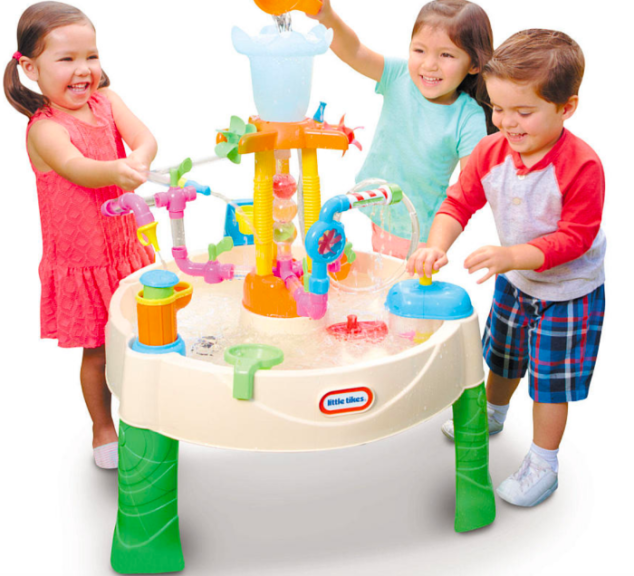 Toysrus Step2 Duck Pond Water Tables As Low As 22 49 Each