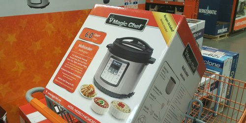 Home Depot: Magic Chef Multicooker Just $49.88 Shipped (Reg. $100) + More Appliance Deals