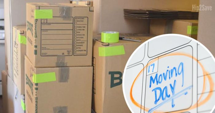 12 Packing and Moving Tips to Save TIME & MONEY