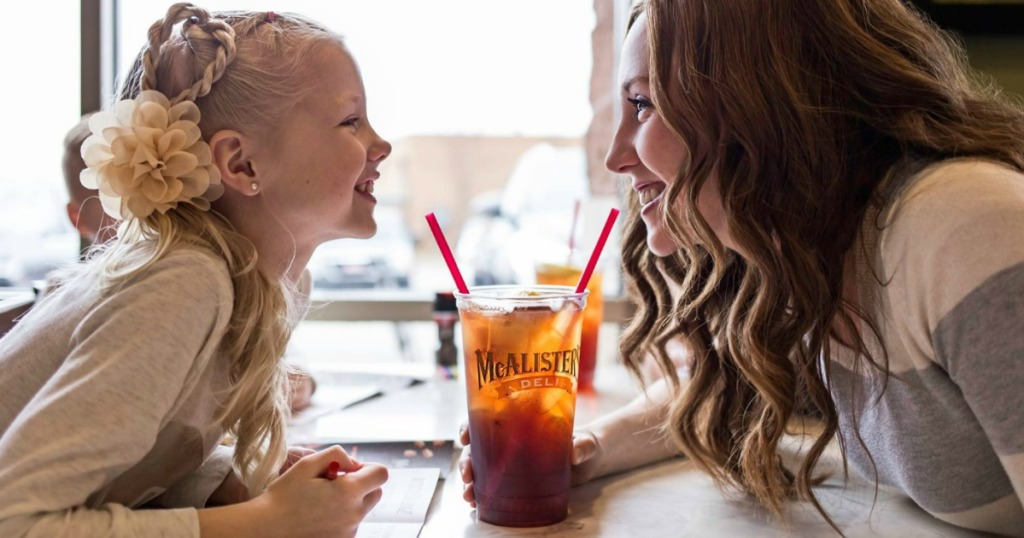 mcalisters deli kids eat free