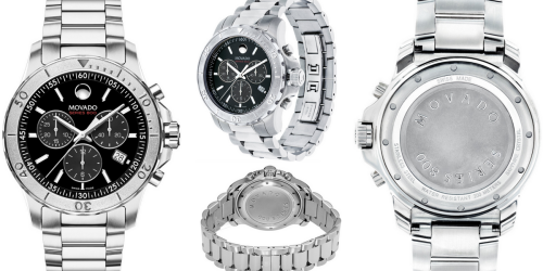Men's Movado 800 Series Watch Only $349 Shipped (Regularly Over $1,000?!)