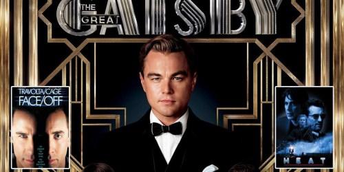 Vudu: 10¢ HD Movie Digital Rentals (The Great Gatsby, The Shawshank Redemption, Heat & More)