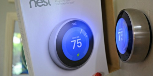 Kohl's.com: Nest Learning Thermostat Just $199.99 Shipped AND Earn $40 Kohl's Cash