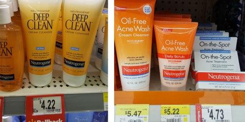 Walmart: FIVE Neutrogena Items You Can Score For Under $2 Each
