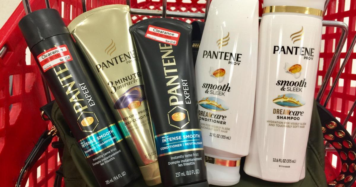 printable coupon pantene shampoo