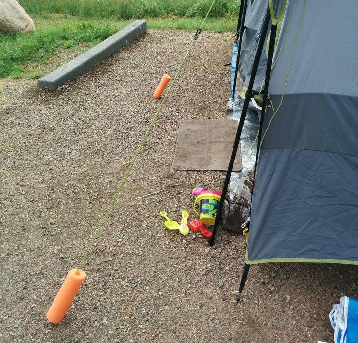20 GENIUS Camping Hacks Using Dollar Tree Items - Hip2Save