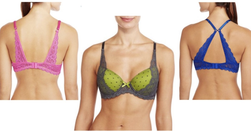 48ff0a40f24a Hop on over to Walmart.com where they are offering up several nice  clearance deals on Women's Pretty Essentials Bras and Panties. Choose free  in-store pick ...