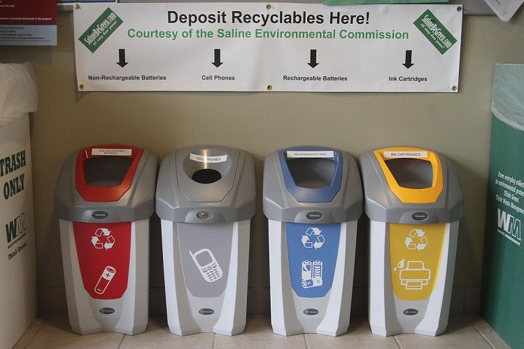 10 ways to save big on printer ink and toner – Cartridge recycling bins