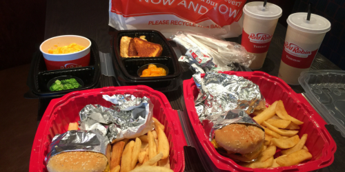 Red Robin: Feed Family of 4 For ONLY $15