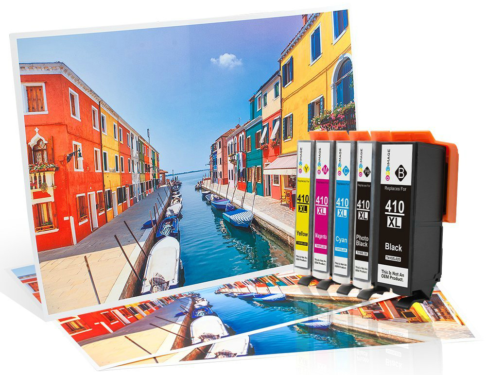 10 ways to save big on printer ink and toner – printer ink samples and printed color images