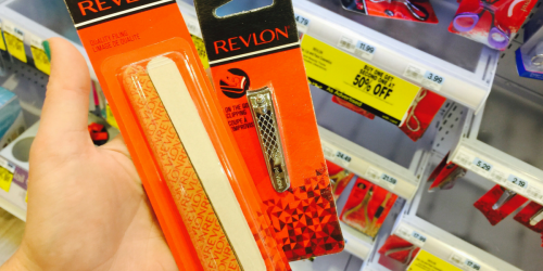 Rite Aid: Better than FREE Revlon Nail Files + More (After Points) – NO Coupons Needed