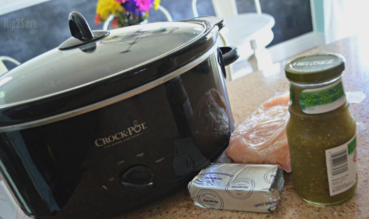 easy salsa verde chicken recipe