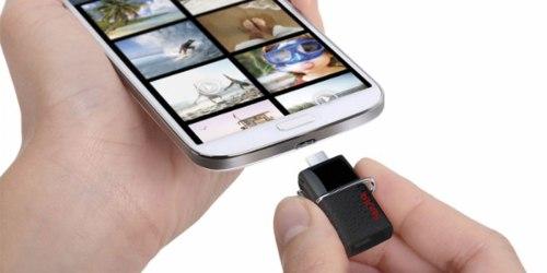 Best Buy: SanDisk Ultra 32GB Micro USB/USB 3.0 Flash Drive Just $9.99 (Regularly $25)