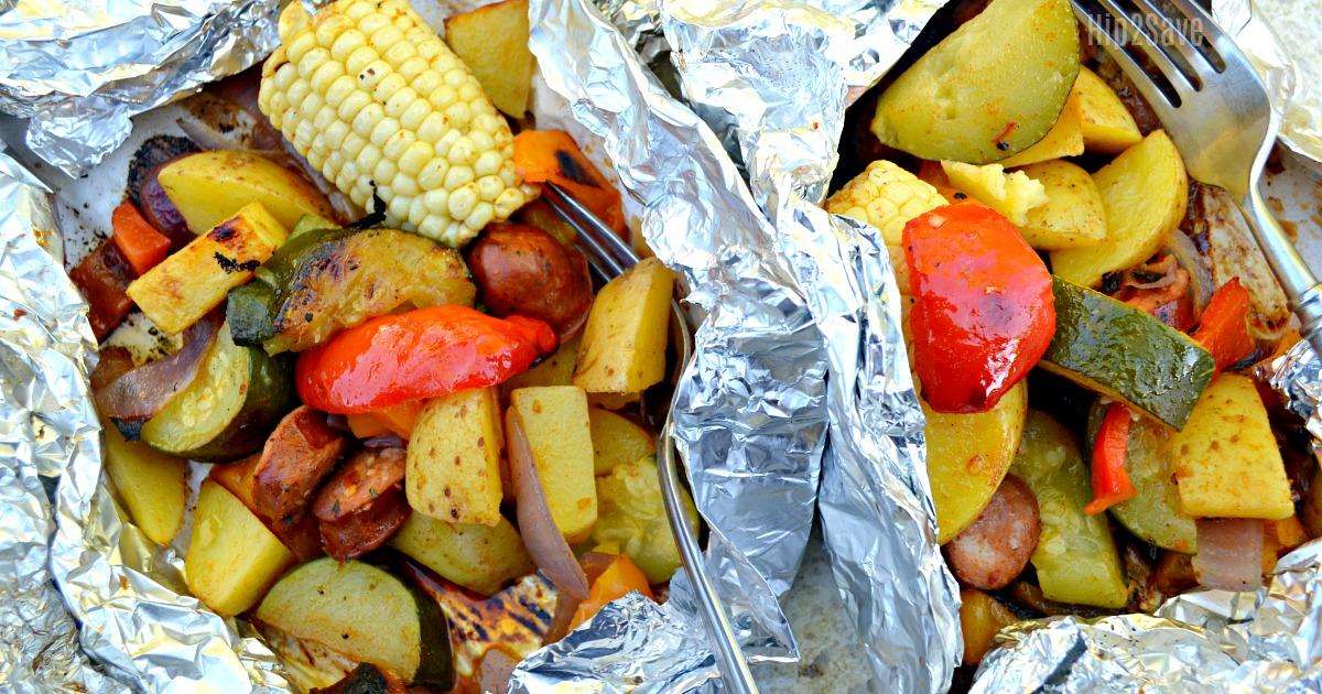 sausage and veggie side recipe