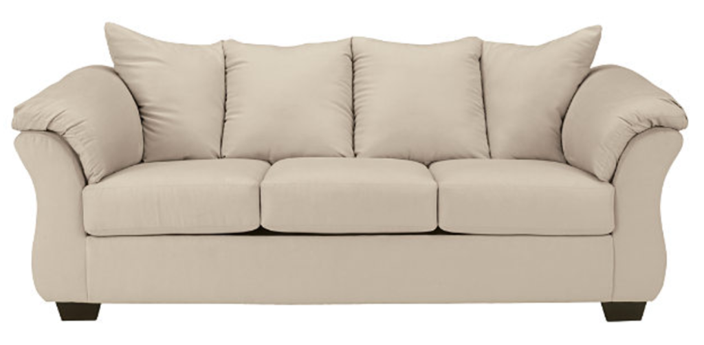 Say Goodbye To Your Old Ratty Sofa Score This Ashley Sofa