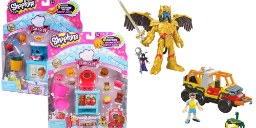 ToysRUs: Buy 1 Get 1 Free Fisher-Price Imaginext & Shopkins Chef Club Toys