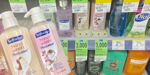 Walgreens: Softsoap Hand Wash PlusLotion Only 99¢ Each After Points (Regularly $3)