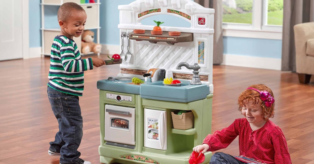 Step 2 Garden Fresh Kitchen Playset Only $44 Shipped ...