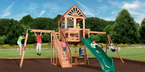 Reader Question: Have You Scored a Great Deal on a Swing Set?! Share Your Savings Tips!