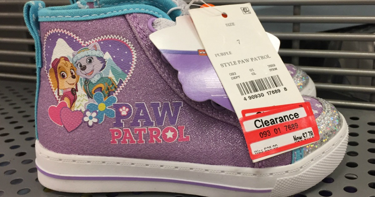 Target Clearance: 70% off Kids' Shoes - Hip2Save