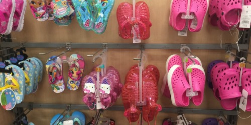 Target: Extra 30% Off Sandals & Flip-Flops for Entire Family (2 Days Only)