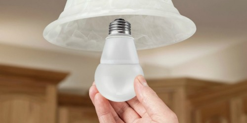 Amazon: 6 Pack 60 Watt Equivalent LED Light Bulbs Only $9.99 (Regularly $19.99)