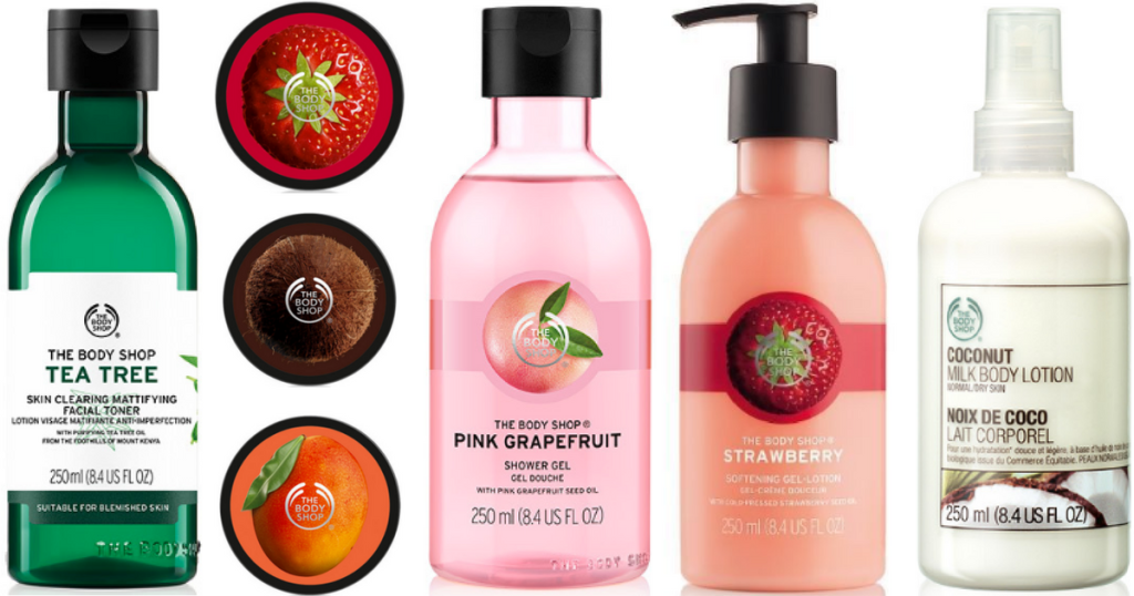 619e61dd23 The Body Shop: Buy 3, Get 3 FREE Sale + Free Shipping = Items Just ...