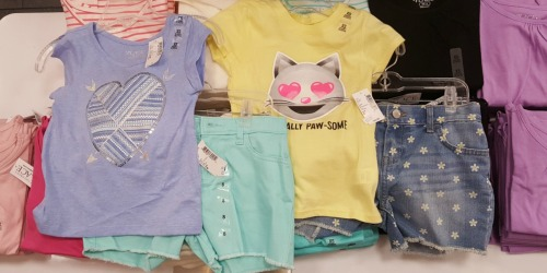 The Children's Place Apparel Under $4 Shipped | Dresses, Tees & More