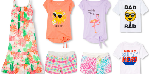 The Children's Place: Summer Apparel Items Starting at $1.90 Shipped