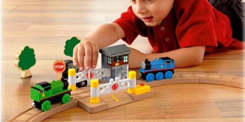 ToysRUs: 40% Off Thomas & Friends Wooden Railroad Engines