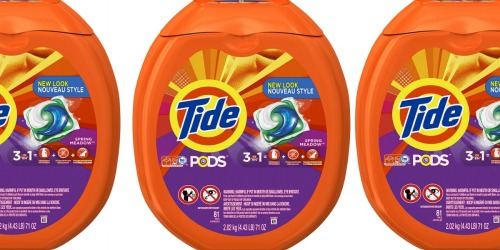 $10 Off $40 Household Products Purchase on Amazon | Save on Tide, Kleenex & Downy