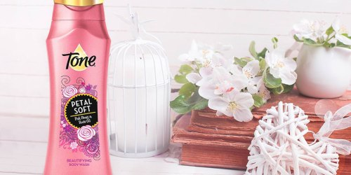 Target: Tone Body Wash Just $1.39 Each