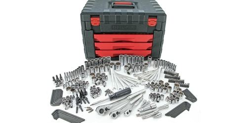 Sears: Craftsman 270-Piece Tool Set w/ Chest Only $125.99 Shipped + Earn $11 In Points