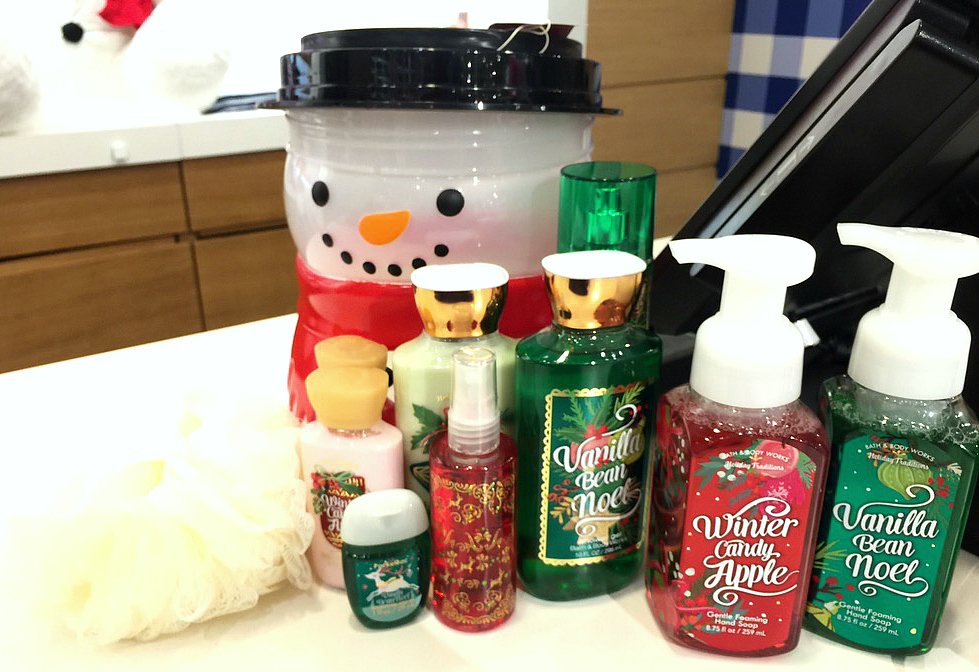 16 secrets for saving big at bath & body works – Christmas items