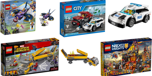 ToysRUs: 40% Off Select LEGO Sets – Prices Start at ONLY $14.99 (Regularly $24.99+)
