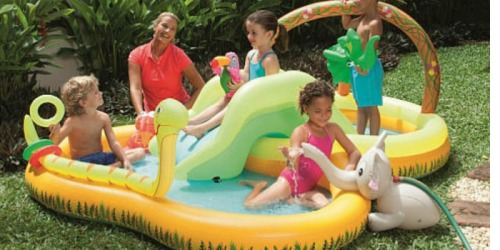 Cool Off This Summer! 20% Off ALL Pools at ToysRus