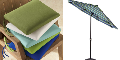Wow! Save a Whopping 75% Off Patio Umbrellas & Accessories at Home Depot