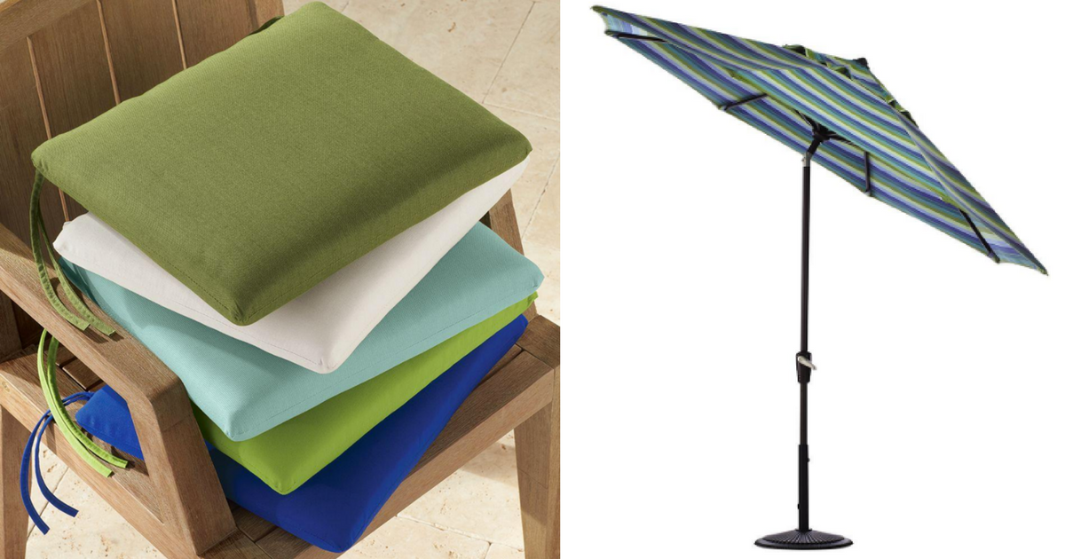 Save A Whopping 75% Off Patio Umbrellas U0026 Accessories At Home Depot    Hip2Save