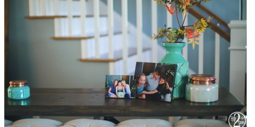 Walgreens: 50% Off Wooden Photo Panels w/ Free Store Pickup = 5×7 Panel Only $8.49