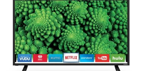 Dell.com: Vizio 32″ Smart TV ONLY $199.98 Shipped + Get $100 Dell Promo eGift Card