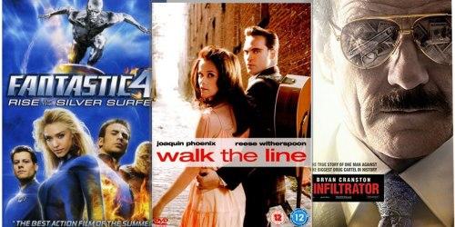 Vudu Weekend Sale: Buy HDX Digital Movies For Only $4.99 + Complete TV Show Seasons Just $10