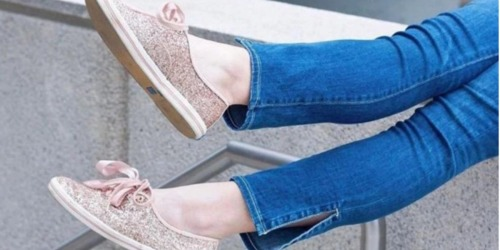 Keds Women's Sequin Sneakers Just $27.99 at Zulily (Regularly $60)