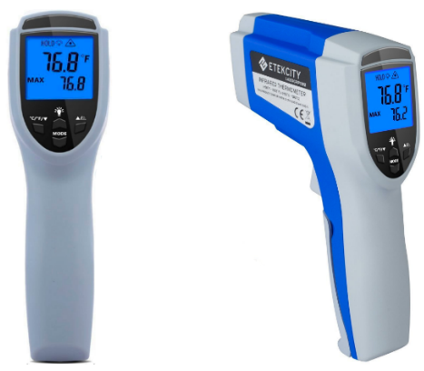 Amazon: Etekcity Digital Laser Infrared Thermometer Only $11 99