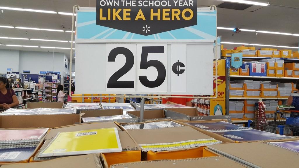 Walmart Com Spiral Notebooks Only 25 162 Hip2save